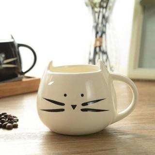 Mug Chat Blanc
