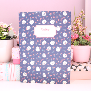 Carnet Molang Flower (A5)