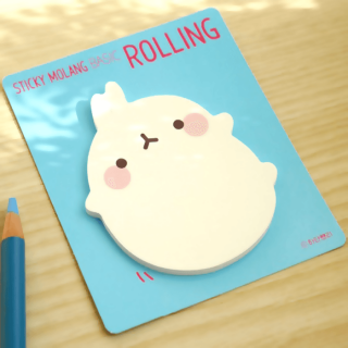 Sticky Molang Rolling