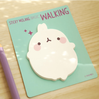 Sticky Molang Walking