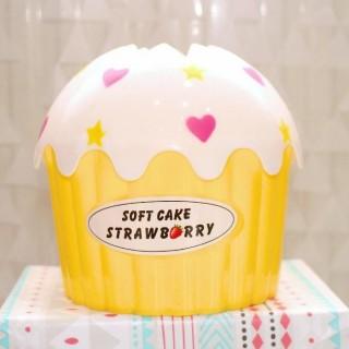 Poubelle de bureau Cupcake