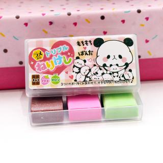 Gomme Panda Parfumée