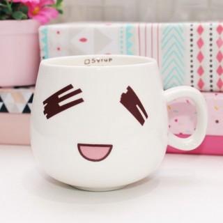 Emoji Mugs Confus