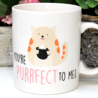 "Mug ""You're Perfect to me"""