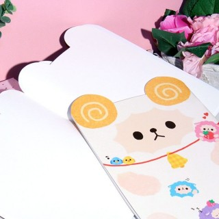 Cahier Adorable Mouton