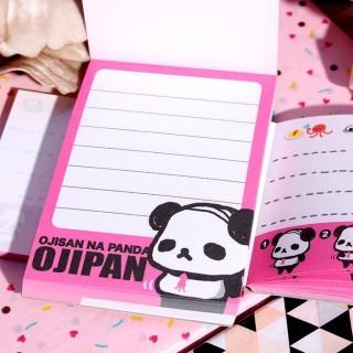 Mini bloc-notes Ojipan