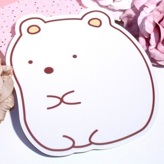 Tapis de souris Sumikkogurashi Shirokuma