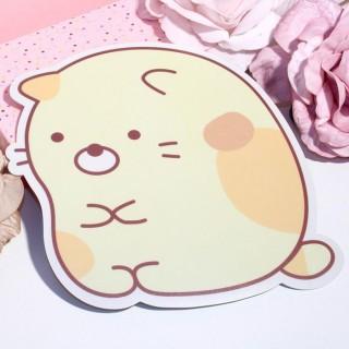 Tapis de souris Sumikkogurashi Neko