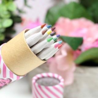 Boîte de crayons de couleur Candy Colours