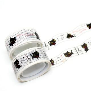 Masking Tape Kutsusita Nyanko Musique