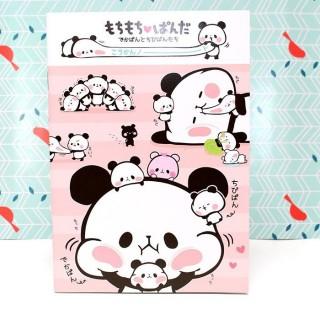 Carnet A5 Mochi Mochi Panda