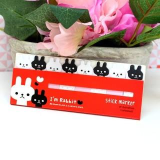Stick Marker Rabbit