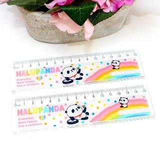 Règle Halu Panda Arc-en-ciel