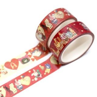 Masking Tape Royal Sentimental Circus