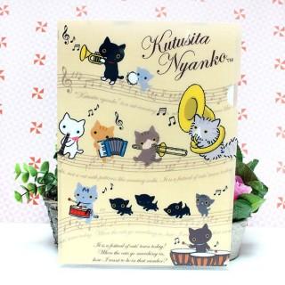 Pochette A4 Kutusita Nyanko
