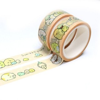 Masking Tape Sumikko Gurashi Sleeping