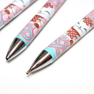 Stylo Mani The Lucky Cat Turquoise
