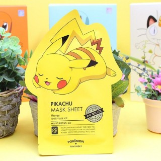 TONY MOLY X POKEMON Masque visage Pikachu