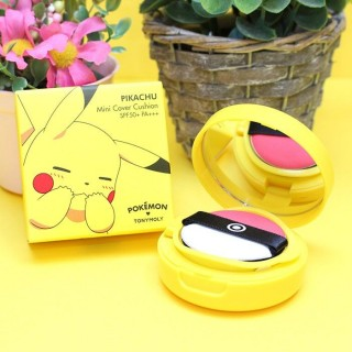 TONY MOLY X POKEMON BB cream Cushion Pikachu