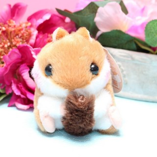 "Peluche Hamster "" Coroham Café"" Risumaru"