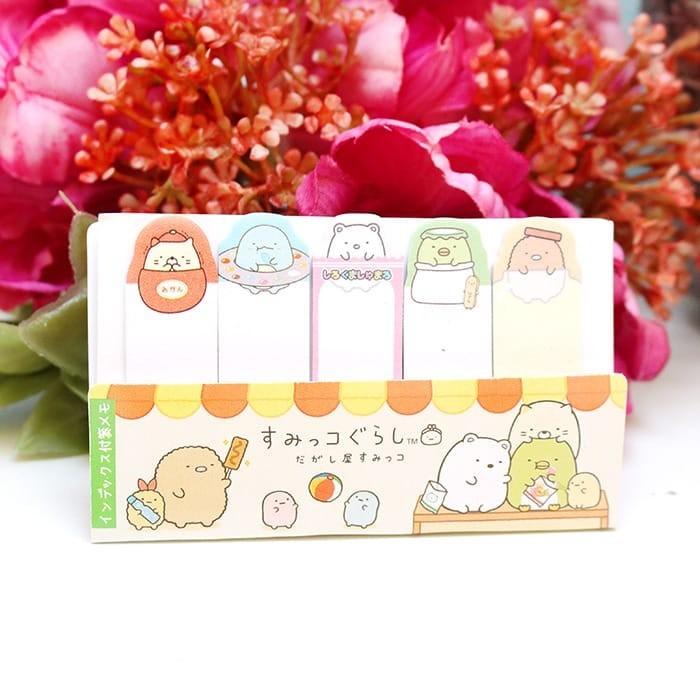Sticker Marker Sumikogurashi Sleepy