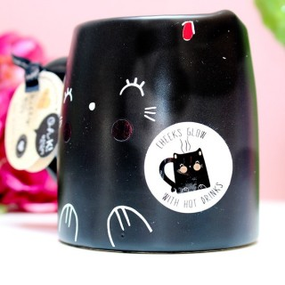 Mug Thermoréactif Chat Oh K!