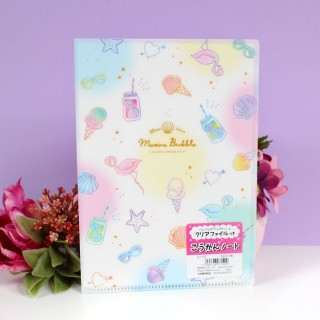 Journal de bord Marine Bubble de CRUX