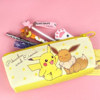 Trousse Pokémon - Pikachu et Evoli / Tamtokki.com - Boutique Kawaii en France IM#10000