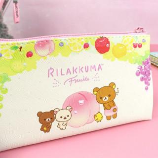 Trousse San-x Rilakkuma - Fruits / Tamtokki.com - Boutique Kawaii en France IM#10011