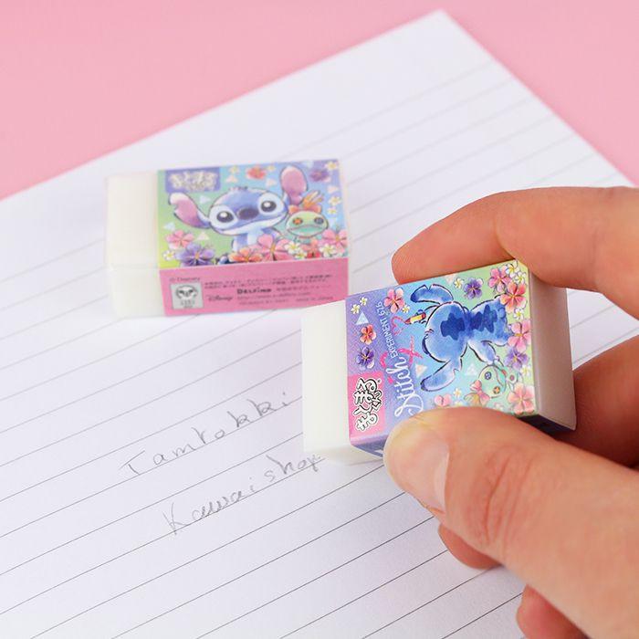 Gomme Disney Stitch - Experiment 626 / Tamtokki.com - Boutique Kawaii en France IM#10064
