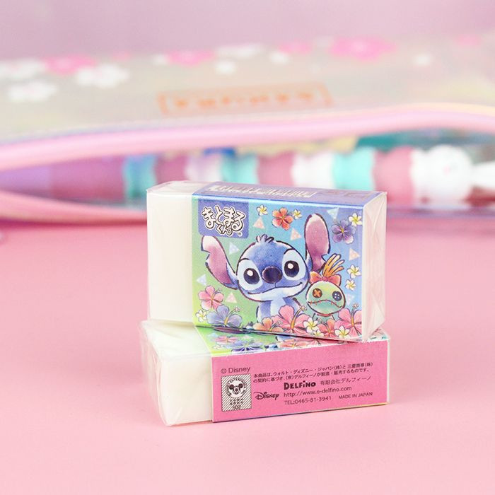 Gomme Disney Stitch - Experiment 626 / Tamtokki.com - Boutique Kawaii en France IM#10069