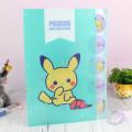 Pochette Plastique A4 intercalaires Pokémon - Pikachu Girly Collection