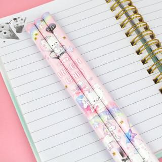 Crayon à Papier Unicorn Candy  sur Tamtokki Boutique Kawaii