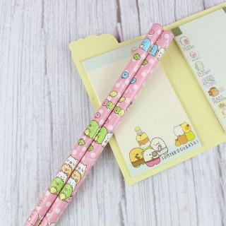 Crayon à Papier San-X Sumikko Gurashi - Rose  sur Tamtokki Boutique Kawaii