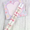 Crayon à Papier San-X - Korilakkuma Strawberry Violet B