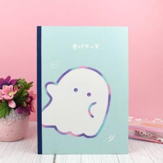 Cahier Crux Japan - Cute Ghost Obakenu  sur Tamtokki Boutique Kawaii