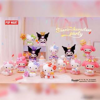 Figurine Pop Mart X Sanrio : Sanrio Characters Party  sur Tamtokki Boutique Kawaii