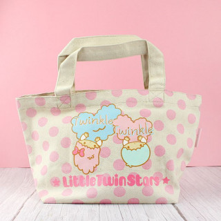 Sac Sanrio Little Twin Stars - Twinkle Twinkle  sur Tamtokki Boutique Kawaii