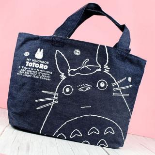 Sac Ghibli Totoro - Denim  sur Tamtokki Boutique Kawaii