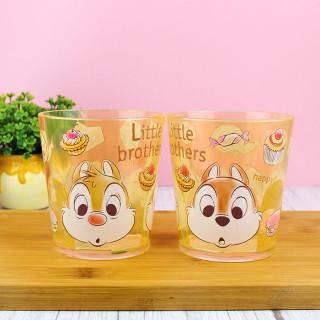 Verre Disney Tic et Tac - Little Brothers  sur Tamtokki Boutique Kawaii