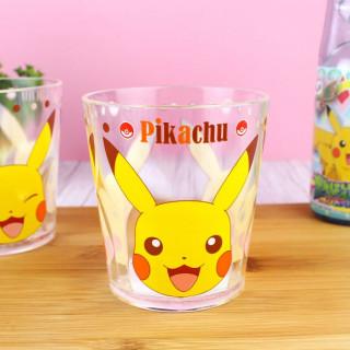 Verre Pokémon - Pikachu Face  sur Tamtokki Boutique Kawaii