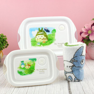 Set Boîtes à Bento Ghibli - Mon Voisin Totoro  sur Tamtokki Boutique Kawaii