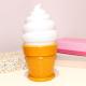 Veilleuse crème glacée