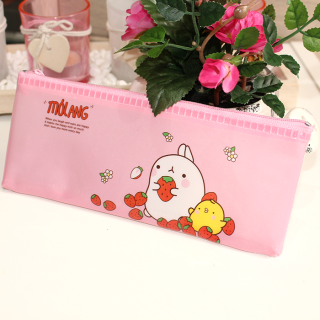 Trousse Molang Rose