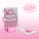 Support Tablette iCake