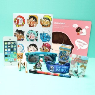 Maxi Kawaii Box Tamtoki Geek Girl