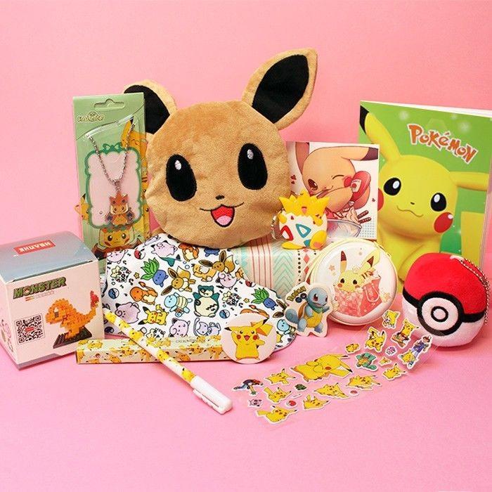 Kawaii Box Tamtokki Pokémon