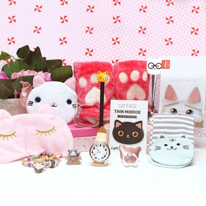 Kawaii Box Tamtokki MIAOU