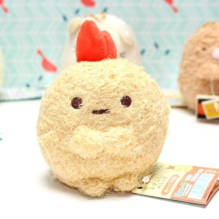 Peluche Sumikko Gurashi Fried Tail of Shrimp (10 cm)