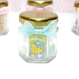 Jarre de 20 gommes Little Fairy Tale Alice